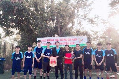 Giải bóng đá Futsal Nam năm 2019, chào mừng ngày thành lập Đoàn TNCS HCM