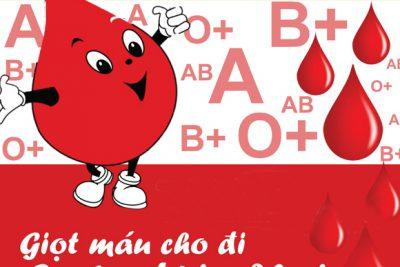 Danh sách GV, HS tham gia hiến máu nhân đạo 20-1-2019