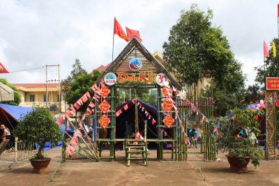 Ảnh tham dự hội trại kỉ niệm 30 năm thành lập huyện Krông Năng