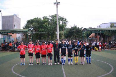 Kế hoạch tổ chức giải bóng đá Nữ Futsal (lần thứ V) năm 2019