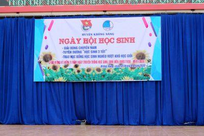 Ngày hội HSSV Việt Nam huyện Krông Năng 5-1-2020