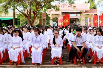 Chương trình lễ Mittinh kỉ niệm ngày nhà giáo Việt Nam 20-11-2019