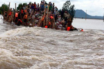 Thư kêu gọi ủng hộ đồng bào bị bão lụt 2018