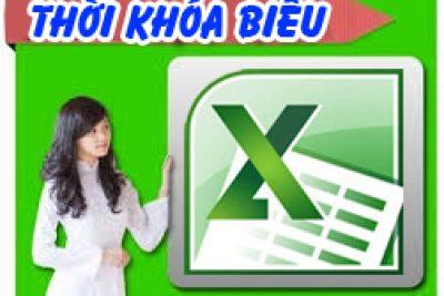 Thời khóa biểu HK2 – Áp dụng từ 18-1-2021