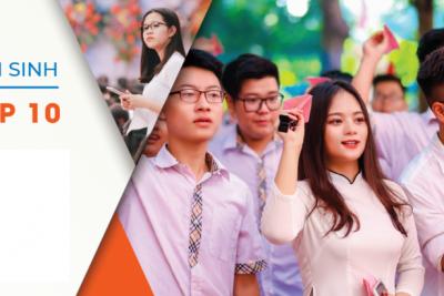 Danh sách HS trúng tuyển vào lớp 10 năm học 2019-2020 và Lịch nhập học
