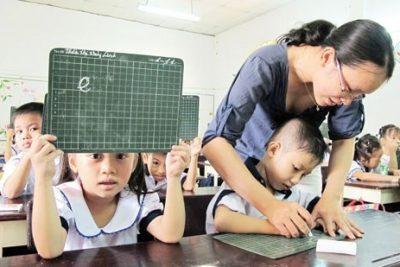 Giáo viên muốn thi thăng hạng phải tham dự 4 môn thi