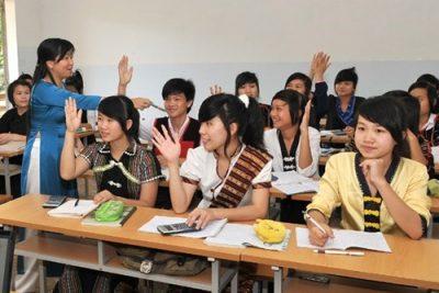 Một số kinh nghiệm làm cho các bài giảng tiếng Anh trở nên nhẹ nhàng và hấp dẫn