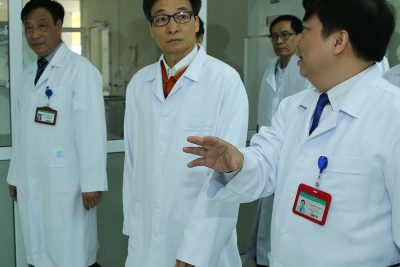 CV về việc tăng cường phòng chống Covid-19, sốt xuất huyết, Chikugunya, Zika